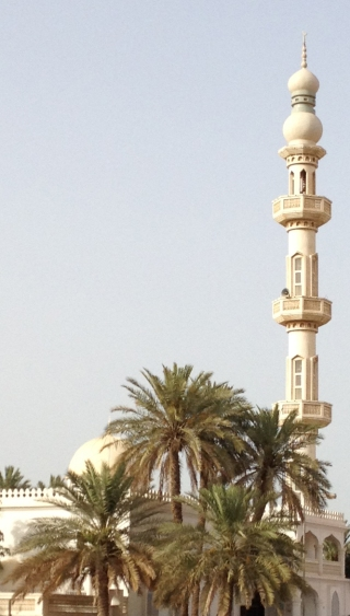 Minarets in Barbar