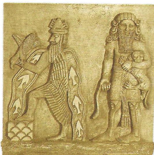 Gilgamesh and Enki Dilmun era tablets from Bahrain