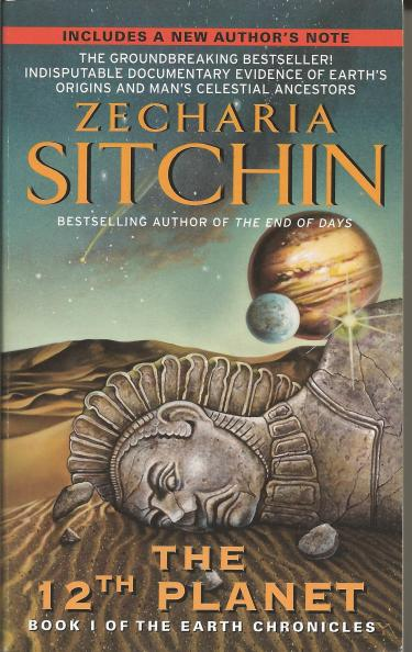Twelfth Planet by Zecharia Sitchin