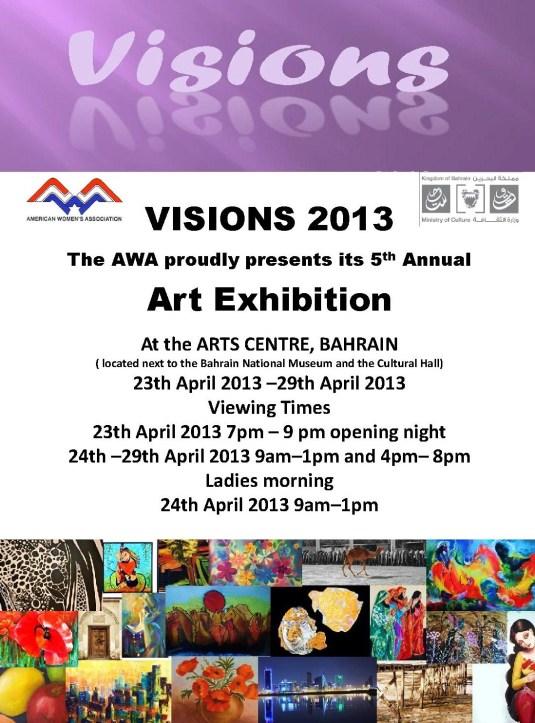 AWA Visons 2013
