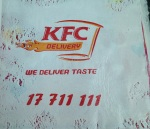 KFC we deliver by Giuse Maggi2013