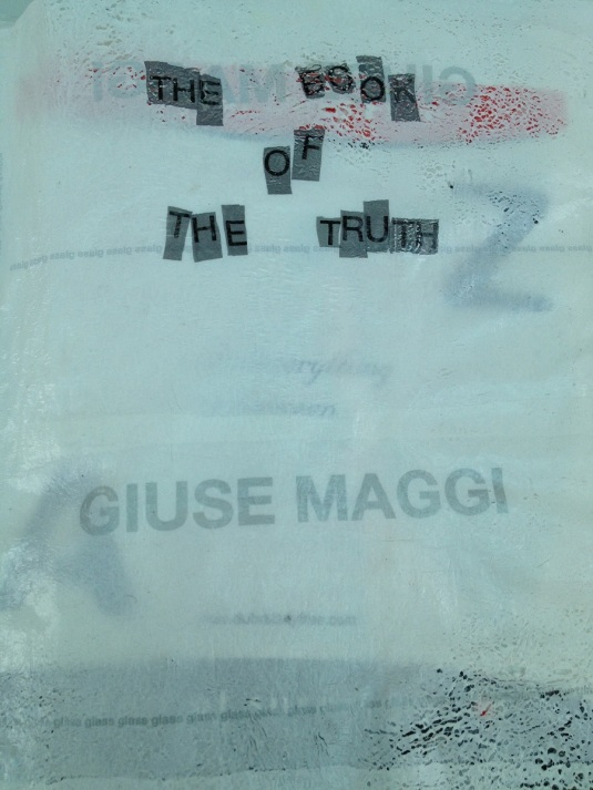 The Book of the Truth by Giuse Maggi 2013