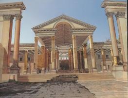 Artemis Patron Deity to Jerash