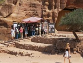 Marguerite van Geldermalsen Married to a Bedouin Petra J0rdan petra pieces stall
