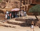Marguerite van Geldermalsen Married to a Bedouin Petra J0rdan petra pieces stall