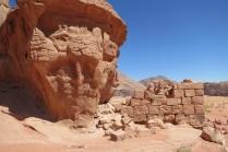TE Lawrence House Wadi Rum