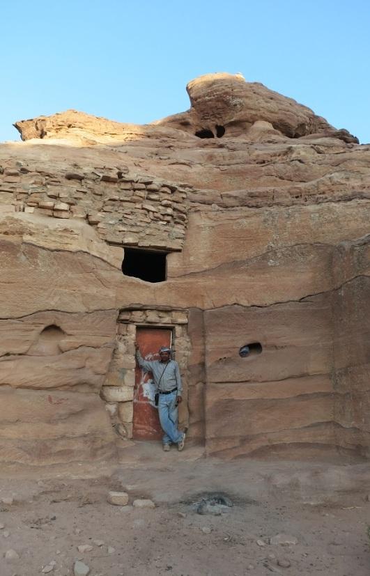 Joumaa Kudblan Petra Guide