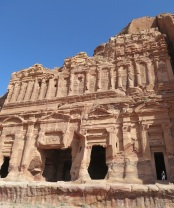 Royal tombs petra jordan by eve the dragon 2013