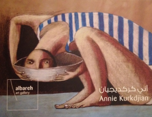 annie kurkdjian #art #albareh flight and enclosure brochure