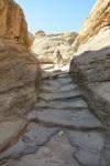 steps through #petrahills