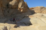 trail through #petra with joumaa bedouin guide by eva the dragon2013