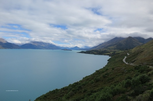 glenorchy dart river lord of the rings by eva the dragon 2013