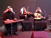 mohabmmed bin faris oud and violin