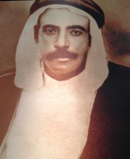 mohabmmed bin faris portrait