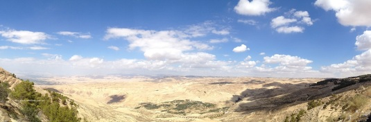 holy land mount nebo jordan by eva the dragon 2013